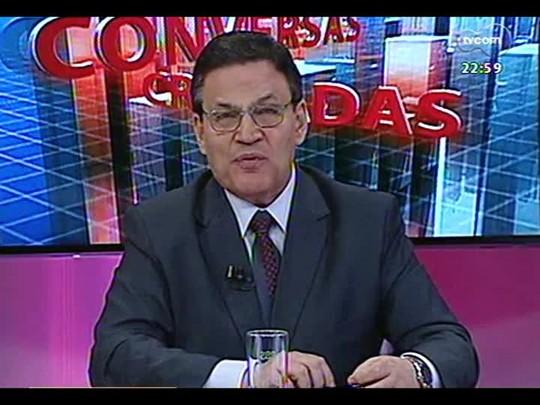 Conversas Cruzadas - Debate sobre a inflação de março, a mais alta desde 2003 - Bloco 3 - 10/04/2014