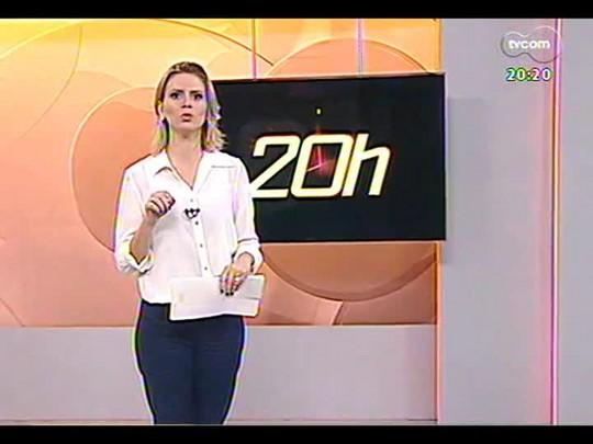 TVCOM 20 Horas - Amanhã é o último dia para fazer mudanças no título de eleitor - Bloco 3 - 06/05/2014