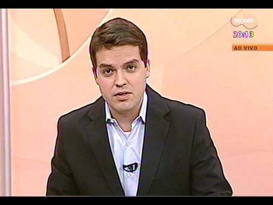 TVCOM 20 Horas - Análise da derrota do Brasil no Mundial - Bloco 2 - 08/07/2014