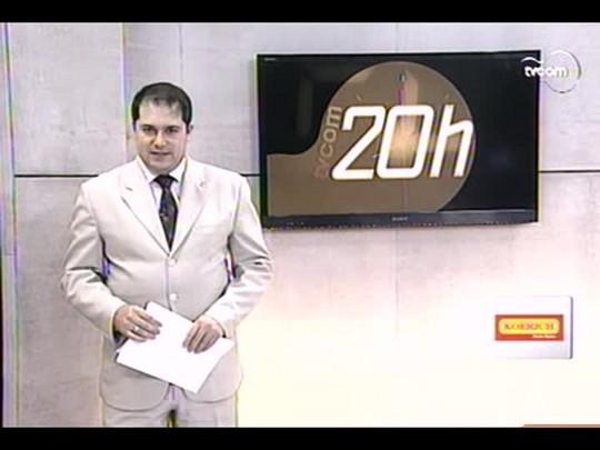 TVCOM 20 Horas - Prefeitura inicia alerta aos pipeiros com campanha no combate ao cerol - Bloco 3 - 09/07/14