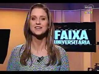 Faixa Universitária - Reportagem 'Esquadrão da Alegria' dos alunos da Unifra