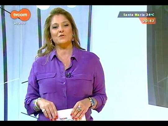 TVCOM Tudo Mais - Carolina Abelin fala com o escritor Nuno Camarneiro na Feira do Livro