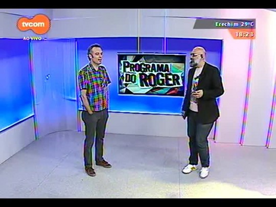 Programa do Roger - Notícias TVCOM Esportes + Grupo Antenório - Bloco 4 - 27/11/2014