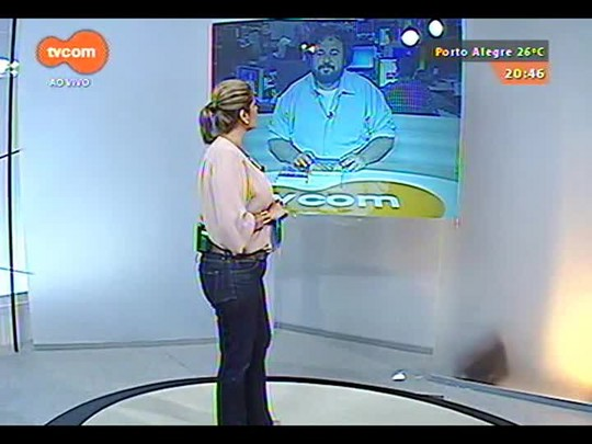 TVCOM Tudo Mais - Carlos André Moreira traz as dicas de literatura da semana - 10/12/2014