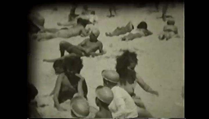 Memória: Praia de Torres em 1950