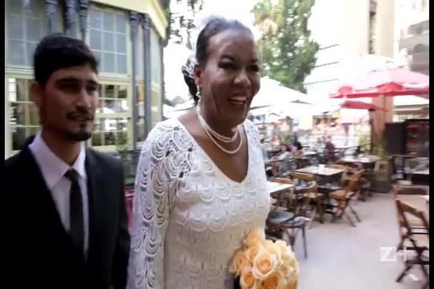 Veja como foi o casamento de Gloria Crystal