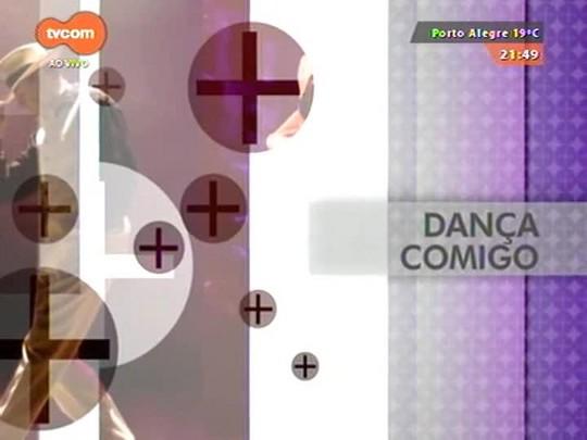 TVCOM Tudo Mais - \'Dança Comigo\' parte para a dança mais popular do Brasil: o samba