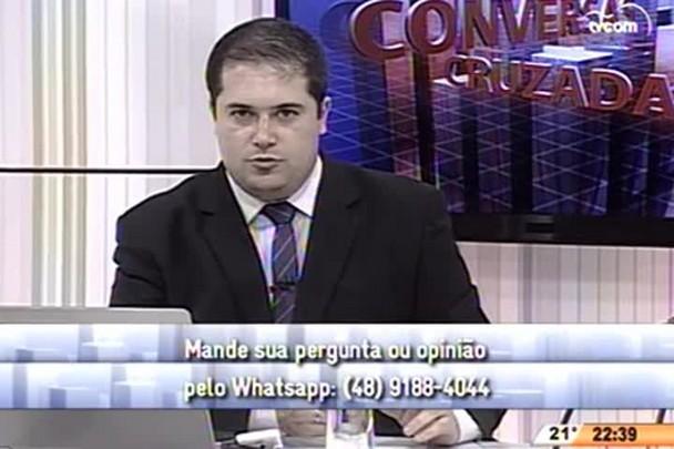 Conversas Cruzadas - Violência entre jovens - 2º Bloco - 06.05.15