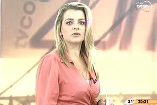 TVCOM 20 Horas - Contas de Luz vão ter mensagens contra o trabalho infantil em Santa Catarina - 25.05.15