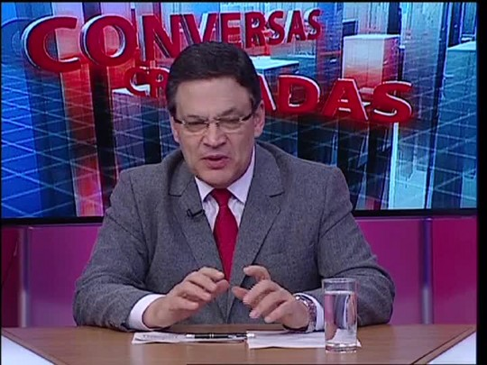 Conversas Cruzadas - Debate sobre a crise no setor automotivo - Bloco 2 - 05/06/15