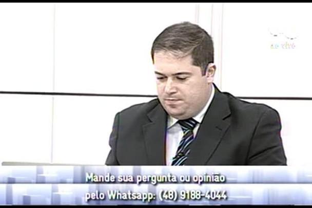 Conversas Cruzadas - Redução da Maioridade Penal - 2º Bloco - 18.06.15