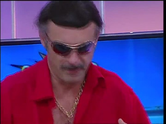 Super TVCOM Esportes - Everaldo Guilherme - 26/06/15