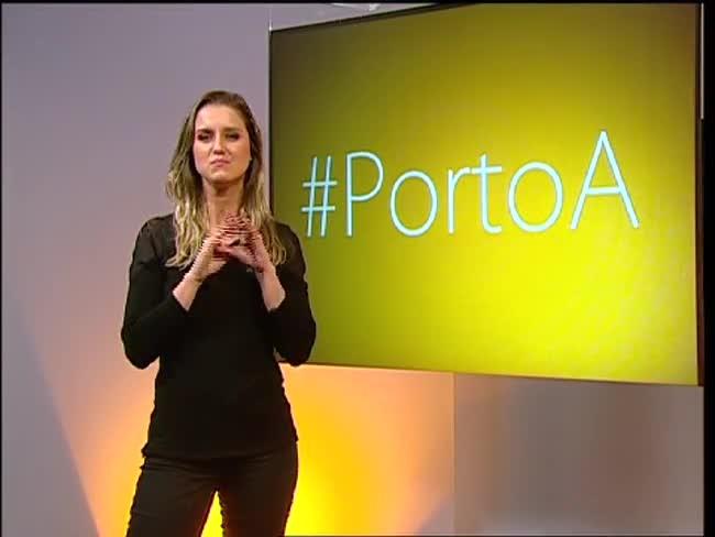 #PortoA - Prof. Gustavo Reis fala sobre os arquivos perdidos em computadores e celulares