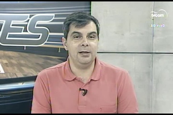 TVCOM Esportes. 4º Bloco. 08.10.15
