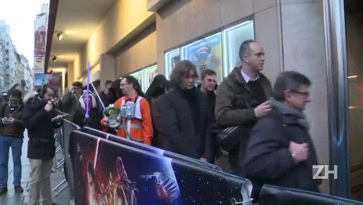 Novo \'Star Wars\' chega aos cinemas