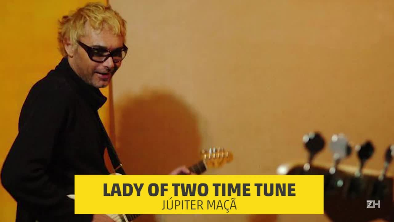 Júpiter Maçã - Lady of Two Time Tune