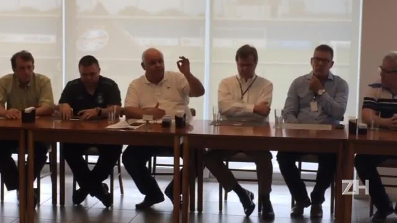 Romildo Bolzan fala sobre a Primeira Liga