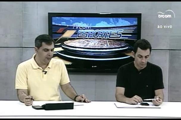 TVCOM Esportes. 2º Bloco. 04.02.16