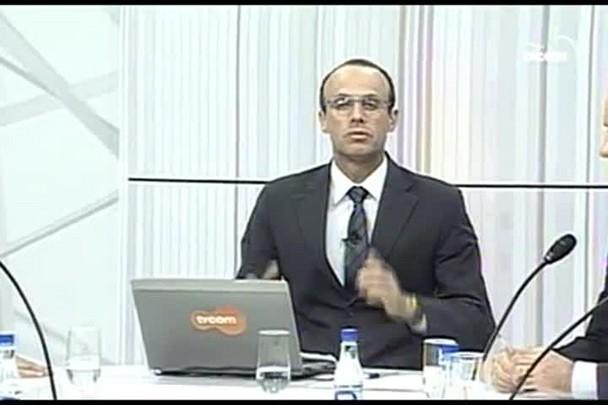 TVCOM Conversas Cruzadas. 3º Bloco. 06.04.16