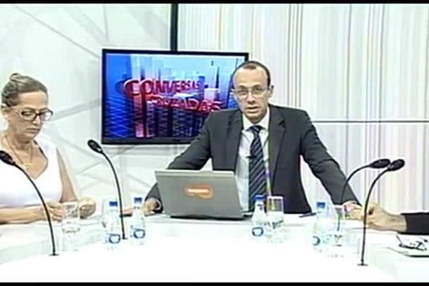 TVCOM Conversas Cruzadas. 3º Bloco. 18.04.16