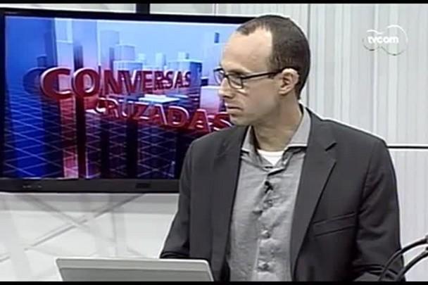 TVCOM Conversas Cruzadas. 4º Bloco. 09.08.16