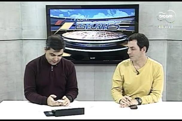 TVCOM Esportes. 4º Bloco. 18.08.16