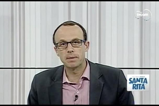 TVCOM Conversas Cruzadas. 1º Bloco. 04.10.16