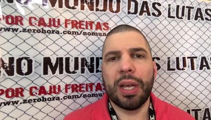 Caju Freitas: a injusta vitória de Michael Bisping no UFC 204