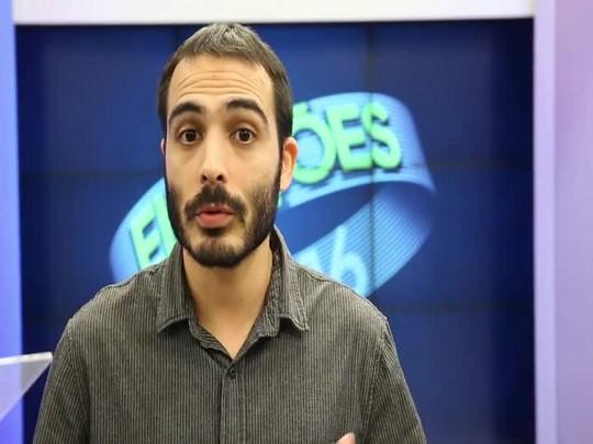Upiara Boschi comenta debate do segundo turno das eleições em Florianópolis