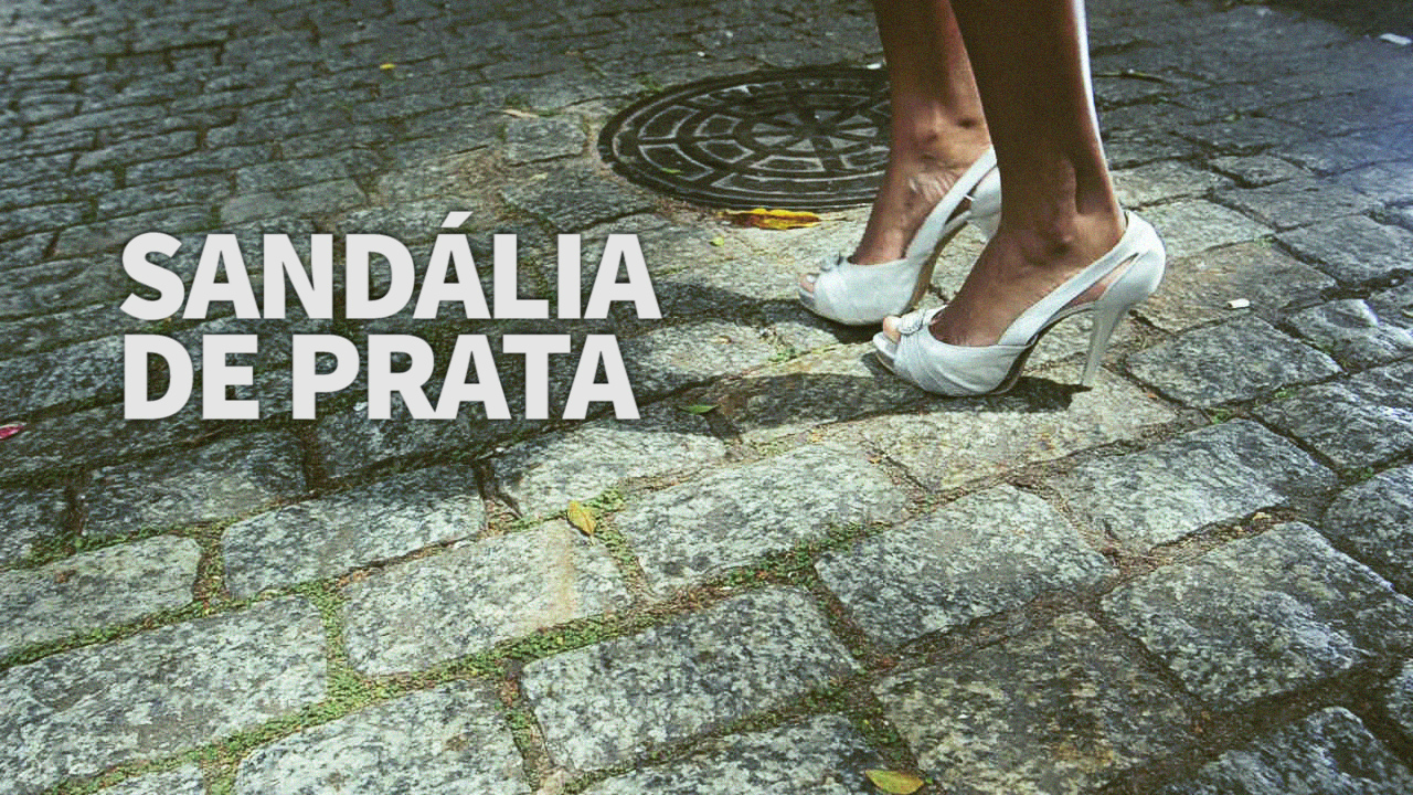 Sandália de Prata