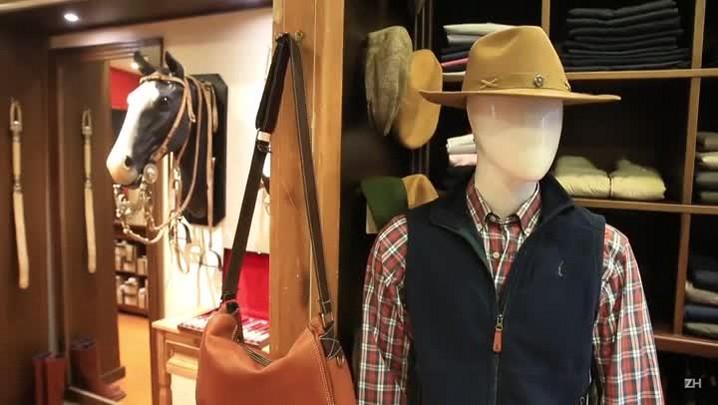 A moda campeira na cidade