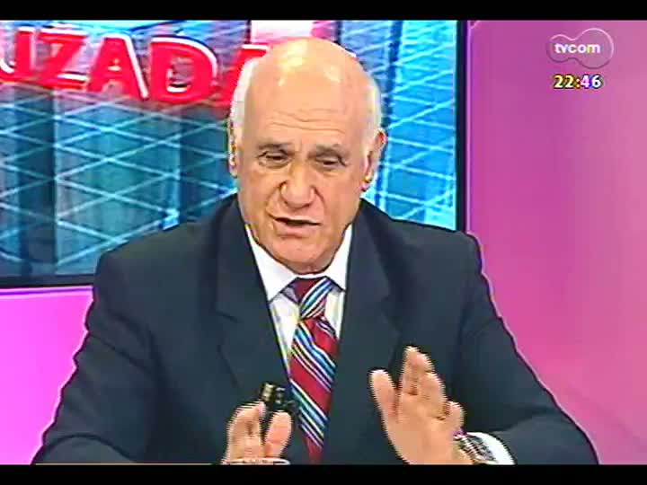Conversas Cruzadas - Partidos projetam cenário para as eleições de 2014 - Bloco 3 - 04/01/2013