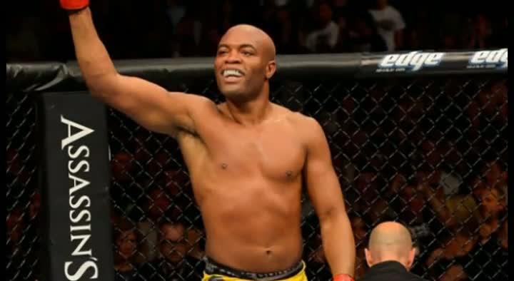 No Mundo das Lutas: Anderson Silva renova o seu contrato com o UFC