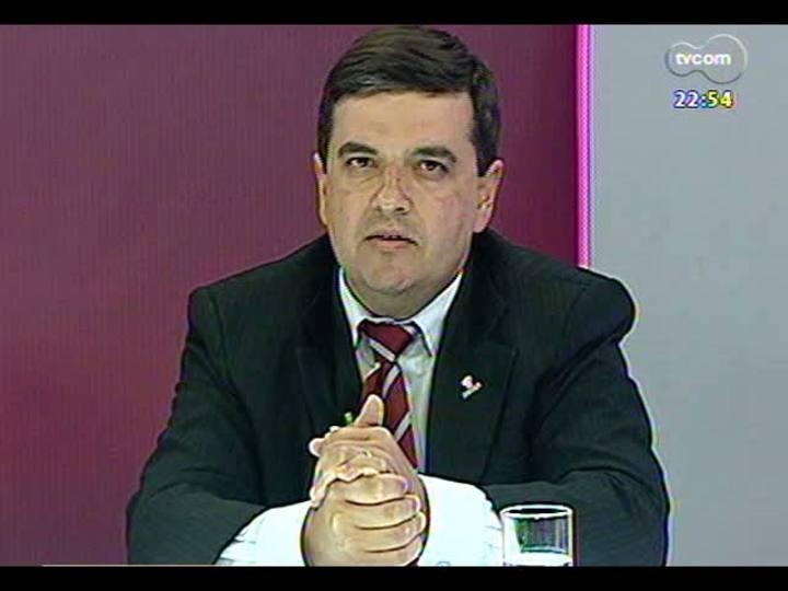 Conversas Cruzadas - Como garantir mais segurança à população? - Bloco 3 - 24/01/2013