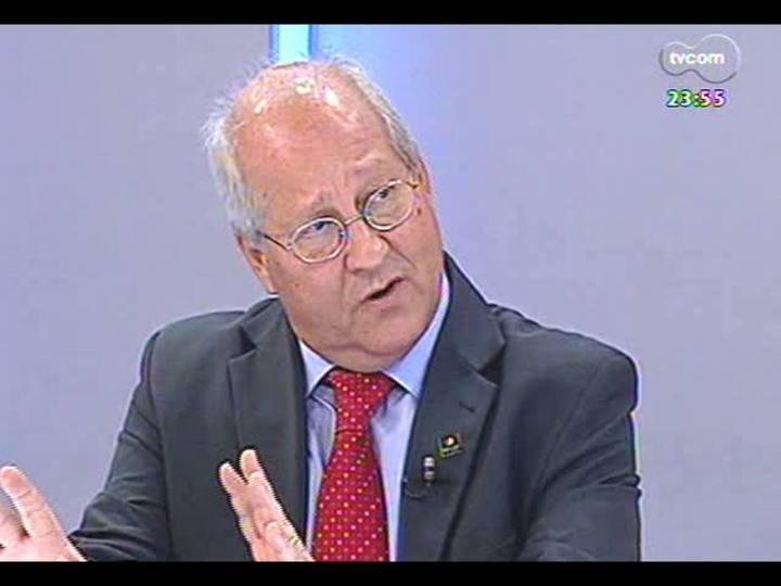 Mãos e Mentes - Reitor da UERGS, Fernando Guaragna - Bloco 3 - 08/02/2013