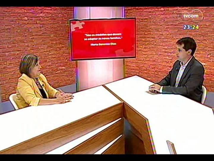 Mãos e Mentes - Advogada especialista em Direito da Família e Direito Homoafetivo Maria Berenice Dias - Bloco 3 - 17/02/2013