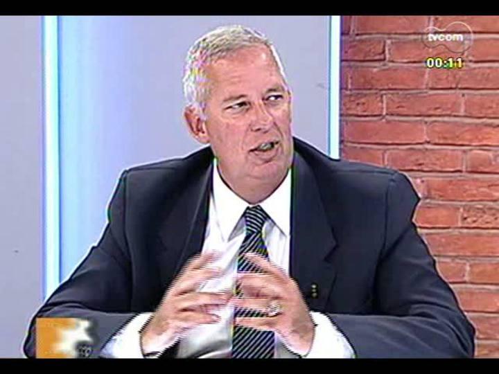 Mãos e Mentes - Administrador da Adesc Brasil, Jorge Hilzendeger - Bloco 4 - 13/03/2013