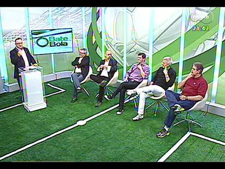 Bate Bola - Dupla Gre-Nal estreia com vitória na Taça Farroupilha - Bloco 2 - 17/03/2013