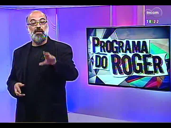 Programa do Roger - Confira o teaser da programação do 9º Fantaspoa - bloco 4 - 23/04/2013