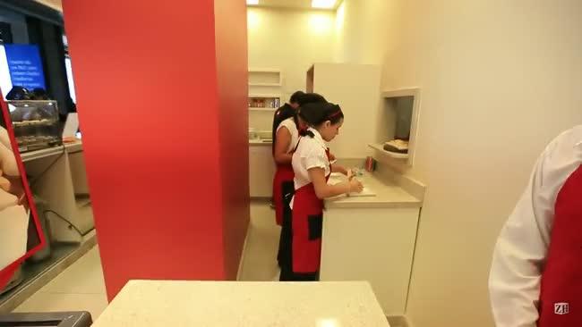 Lanchonete popular é inaugurada no aeroporto Salgado Filho