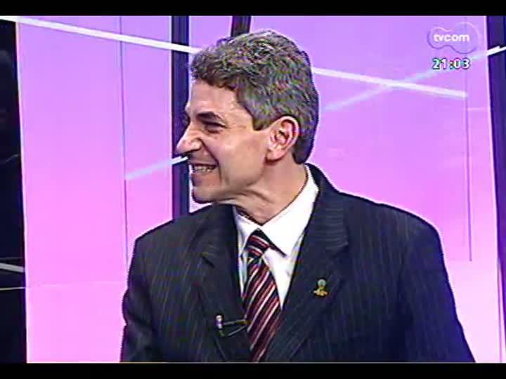 """TVCOM Tudo Mais - Especial \""""1 ano para a Copa\"""": coordenador-geral do Comitê Gestor da Copa de 2014 faz uma avaliação do andamento dos projetos do Mundial"""