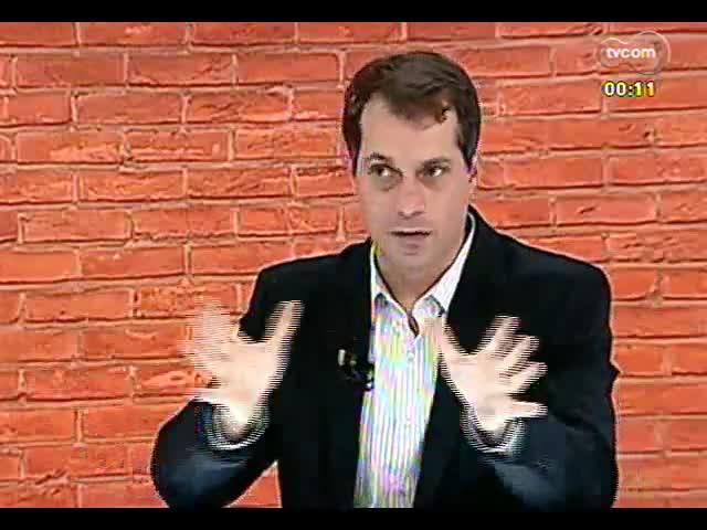 Mãos e Mentes - Sociólogo e pesquisador da UFRGS Bruno Morche - Bloco 4 - 13/09/2013