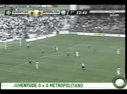 Bate Bola – Metropolitano x Juventude - 5º bloco – 22/09/2013