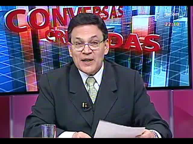 Conversas Cruzadas - O Judiciário, com suas decisões, tem invadido o espaço dos outros poderes? - Bloco 2 - 27/09/2013