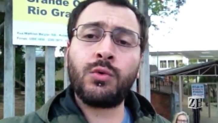 Repórter Enem Bruno Moraes conta como foi o segundo dia de provas