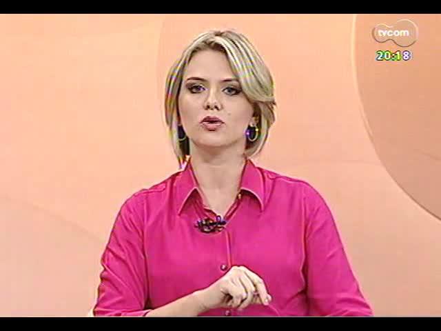 TVCOM 20 Horas - Delegado fala sobre projeto de lei que trata de crimes cibernéticos - Bloco 3 - 28/10/2013