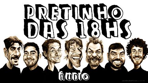 Pretinho Básico 18h - 31/10/2013