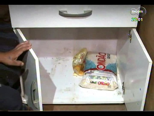 TVCOM 20 Horas - Série \'Fome\': confira uma reportagem sobre famílias que convivem com a falta de alimentos - Bloco 1 - 17/12/2013
