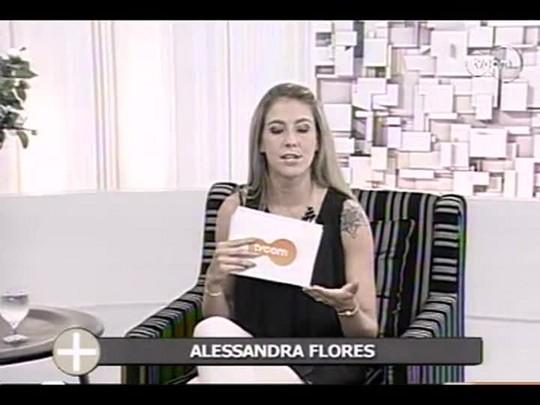 TVCOM Tudo Mais - 2o bloco - Boas maneiras no verão - 03/01/2014