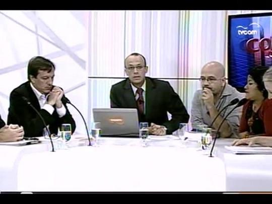Conversas Cruzadas - 3o bloco - Questão indígena no Morro dos Cavalos - 09/01/2014